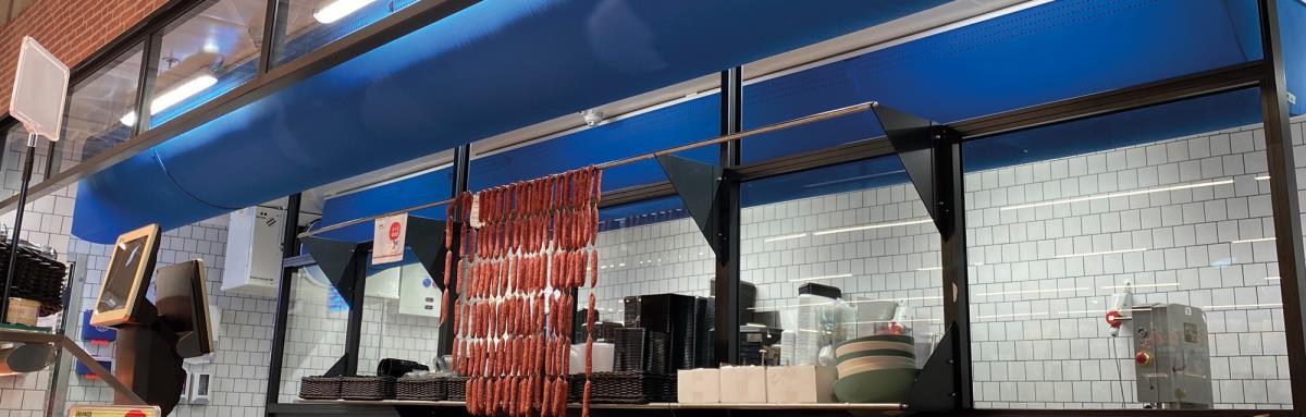 Prihoda HVAC - expert in fabric ducts - airsocks - loop1