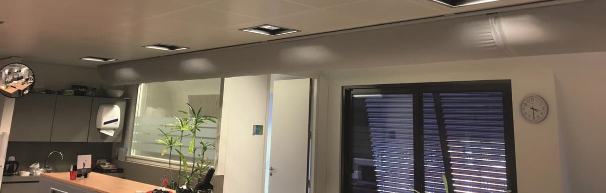 Prihoda HVAC - expert in fabric ducts - airsocks - loop4